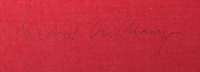 Marcel DUCHAMP. De ou par Marcel Duchamp ou Rrose Sélavy [La Boîte-en-valise]. Paris-Milan,...