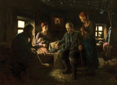 VASILY MAKSIMOVICH MAKSIMOV (1844-1911)
