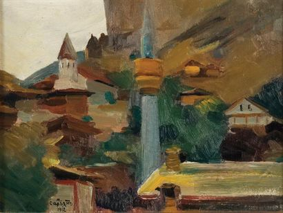 MARTIROS SERGUEEVICH SARYAN (1880-1972)