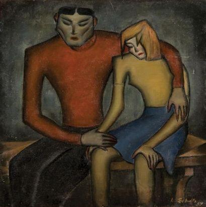 Lev SCHULTZ (1897-1970)