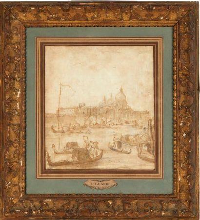 ÉCOLE ITALIENNE dans le goût du XVIIIe siècle
