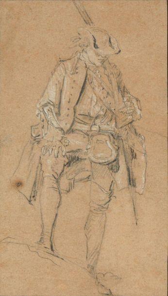 ÉCOLE FRANÇAISE DU XVIIIE SIÈCLE (VERS 1730-1740)