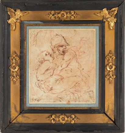 ATTRIBUÉ À STEFANO DELLA BELLA (1610-1664)