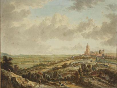 GERRIT VAN DER PALS (1754-1839)