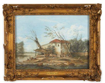 LOUIS MOREAU DIT L'AÎNÉ (1740-1806)
