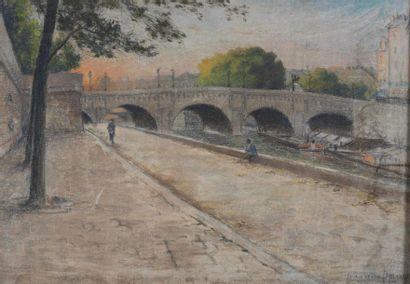 Pierre-Ernest PRINS (1838-1913)