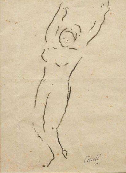 VIRGILIO GUIDI (ROMA 1891 - VENEZIA 1984)
