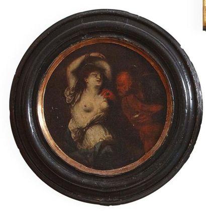 ATTRIBUITO AD ANTONIO ZANCHI (ESTE 1631 - VENEZIA 1722)