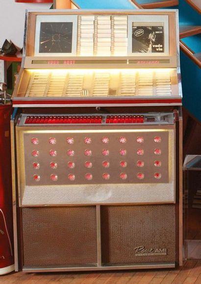 JUKE-BOX Rowe-AMI Stereo sound, U.S.A., anni...