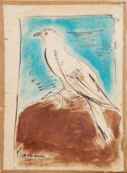 FELICE CARENA (CUMIANA 1879 - VENEZIA 1966)