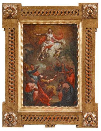 ATTRIBUITO A MARTINO ALTOMONTE (JOHANN MARTIN HOHENBERG, NAPLES 1657 - VIENNE 17'5)...