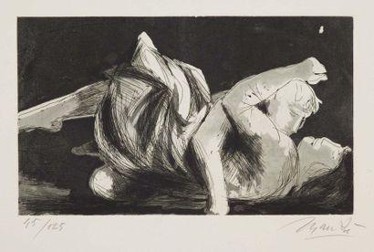 HENRI MOORE (CASTLEFORD 1898 - MUCH HADHAM 1986)