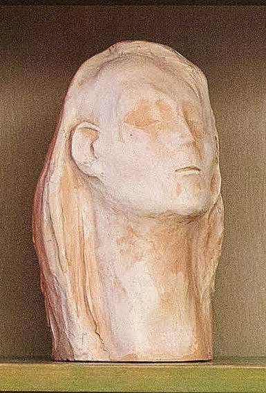LUISA RANDAZZO (VENEZIA, XX SECOLO) Dafne Terracotta Firmata e datata 1980 Daphné...