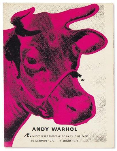 Ensemble de deux ouvrages: WARHOL, ANDY (1930-1987)...