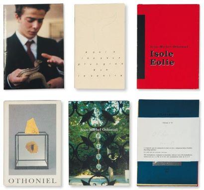 Ensemble de dix publications: OTHONIEL, JEAN-MICHEL...