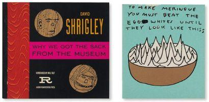 Ensemble de neuf ouvrages: SHRIGLEY, DAVID...