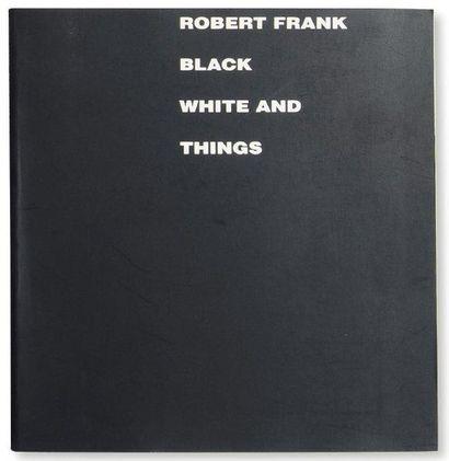 Ensemble de quatre ouvrages: FRANK, ROBERT...