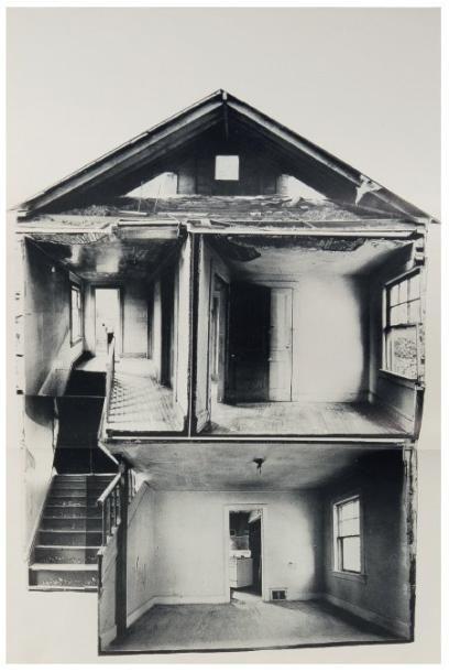 Ensemble de trois ouvrages: MATTA-CLARK, GORDON (1943-1978) Splitting. New-York:...