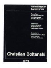 Ensemble de neuf publications: BOLTANSKI,...