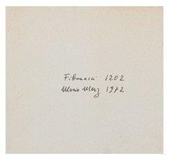 Ensemble de deux ouvrages: MERZ, MARIO (1925-2003)...