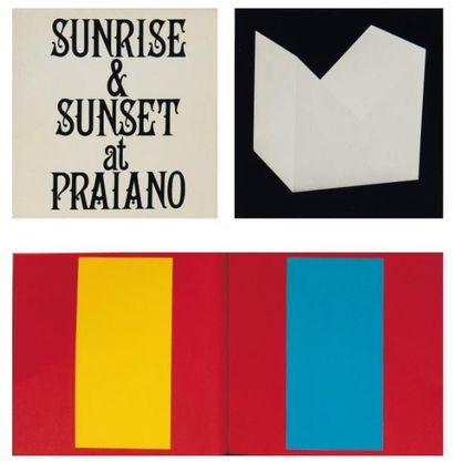 Ensemble de cinq ouvrages: LEWITT, SOL (1928-2007)...