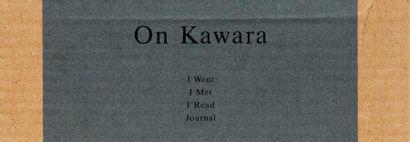 KAWARA, ON (1933)
