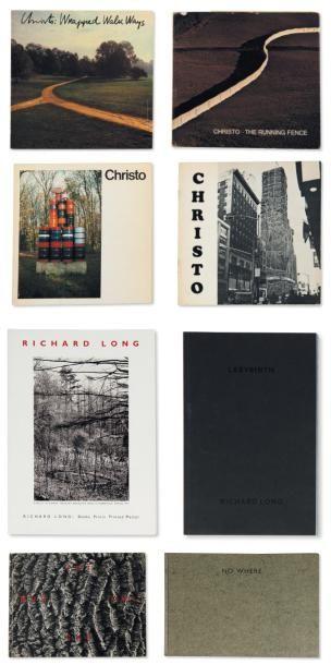 Ensemble de sept ouvrages et une publication:...
