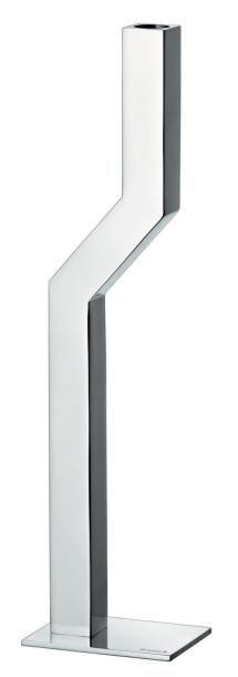 ORA-ÏTO / CHRISTOFLE Prototype Arborescence Flambeau finition black. H_38,3 cm
