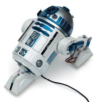 R2D2 PREMIER ROBOT VIDEO PROJECTEUR R2D2...