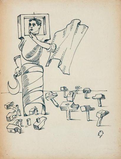 AUGUSTE MAMBOUR (1896-1968)