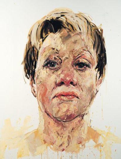 PHILIPPE PASQUA (NÉ EN 1965) Gisèle, 2007-2008