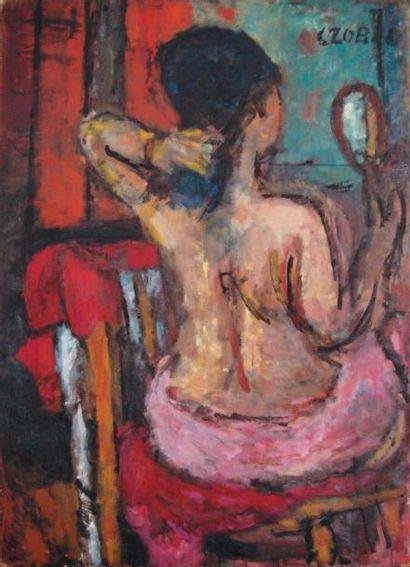 BELA ADALBERT CZOBEL (1883-1975)