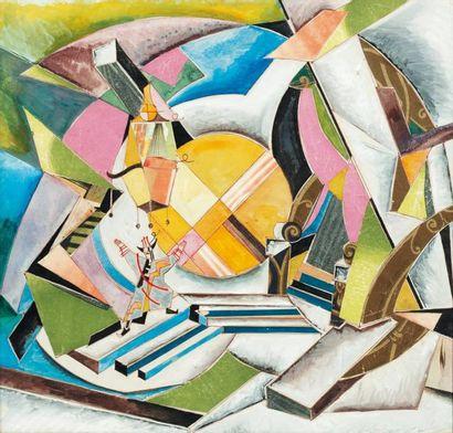 ANATOLI PETRITSKY (1895-1964)