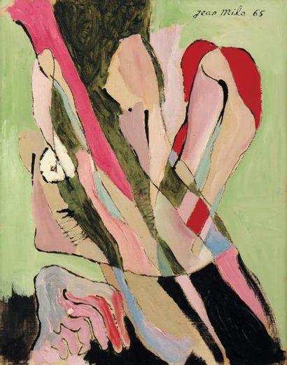 JEAN MILO (1906-1993)