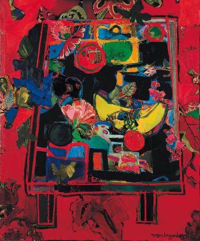 ROGER BEZOMBES (1913-1994)