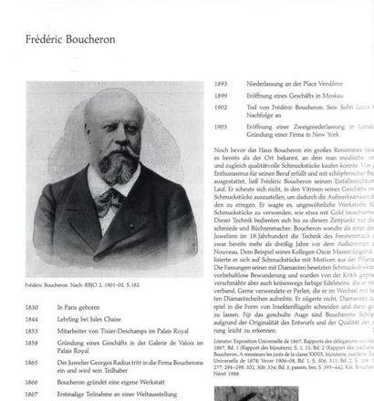 Frédéric BOUCHERON. Années 1890-1900 RARE et IMPORTANT BRACELET articulé en or jaune...