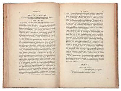 LARBAUD (Valery) Technique. Paris, Gallimard, 1932. In-12, broché. Edition originale....