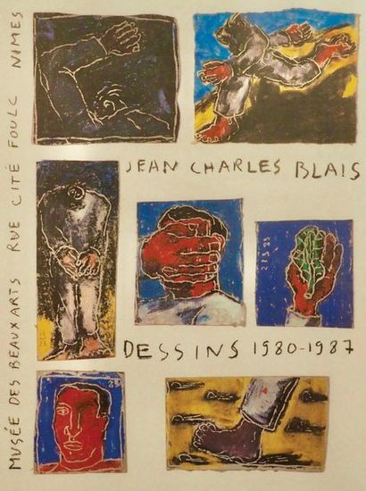 Jean-Charles BLAIS (Né en 1956)