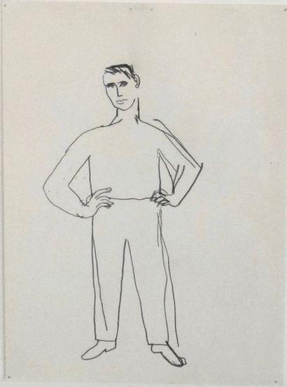 STEPHAN BALKENHOL (NÉ EN 1957)
