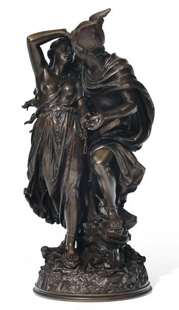 JEAN-LOUIS GREGOIRE (1840-1890)
