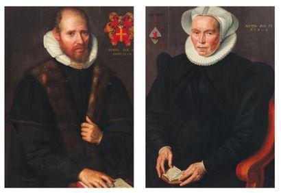 ATTRIBUÉ À JAN CLAESZ (ENKHUISEN 1565/75-1618/19)