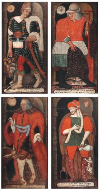 ATTRIBUÉ À NIKLAUS MANUEL DEUTSCH (1484-1530)