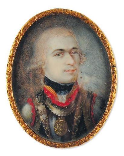ECOLE ÉTRANGÈRE VERS 1770