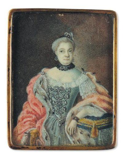 ECOLE ITALIENNE VERS 1780