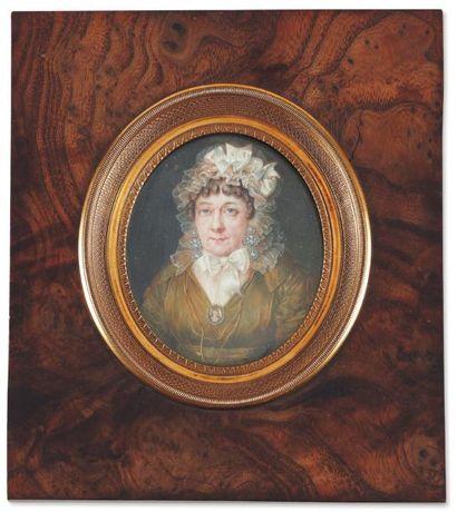 LOUIS-MARIE AUTISSIER (VANNES, 8 FÉVRIER 1772-BRUXELLES, 20 SEPTEMBRE 1830)