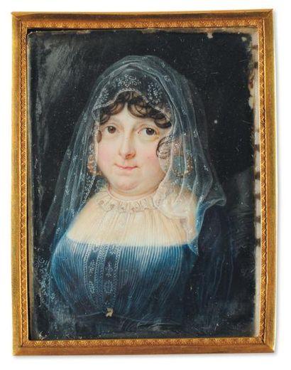 ECOLE FRANÇAISE VERS 1810