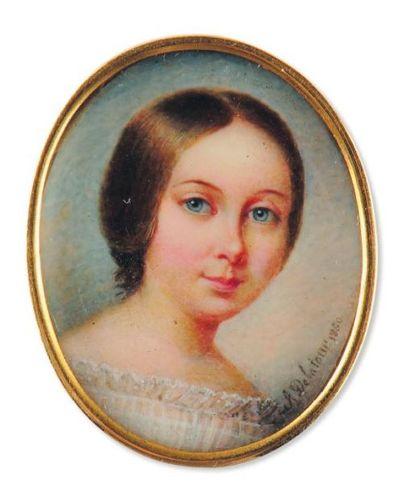 ALEXANDRE DELATOUR (BRUXELLES 1780-BRUXELLES 1858)