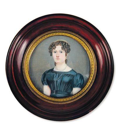 ECOLE FRANÇAISE, ECOLE FRANÇAISE VERS 1820