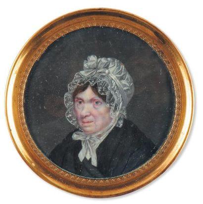 ECOLE FRANÇAISE, ECOLE VERS 1820