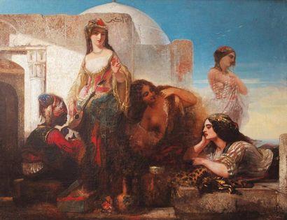 ANATOLE DE BEAULIEU (1819-1884)